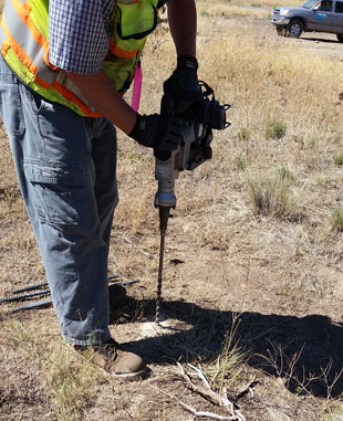 Central Oregon Surveying Services